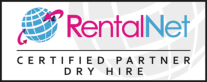 RentalNet Certified Partner - Dry Hire